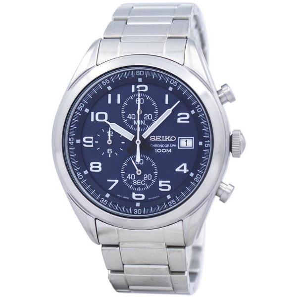 [セイコー]SEIKO 腕時計 QUARTZ CHRONOGRAPH クオーツ クロノグラフ SSB267P1 メンズ [並行輸入]