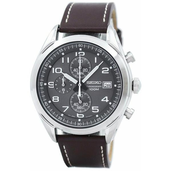 [セイコー]SEIKO 腕時計 QUARTZ CHRONOGRAPH クオーツ クロノグラフ SSB275P1 メンズ [並行輸入]
