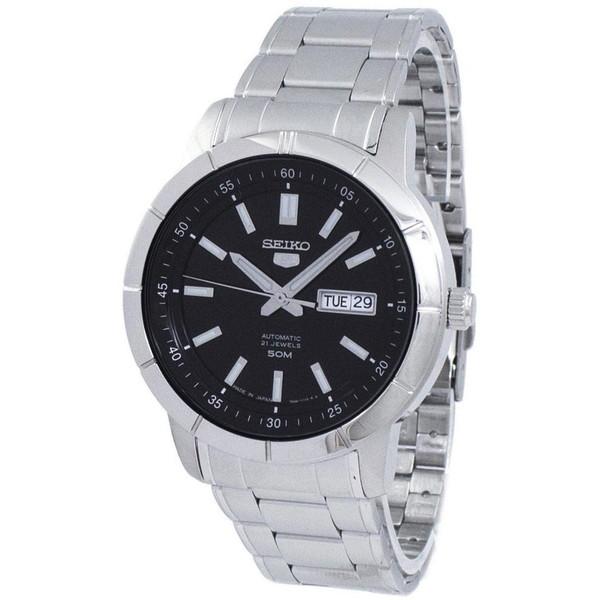 [セイコー]SEIKO 腕時計 5 AUTOMATIC オートマチック SNKN55J1 メンズ [並行輸入]