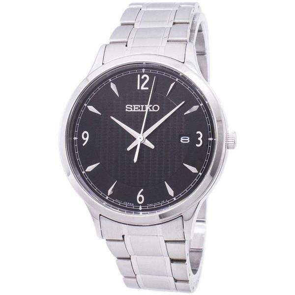 [セイコー]SEIKO 腕時計 CLASSIC QUARTZ クラシック クオーツ SGEH81P1 メンズ [並行輸入]