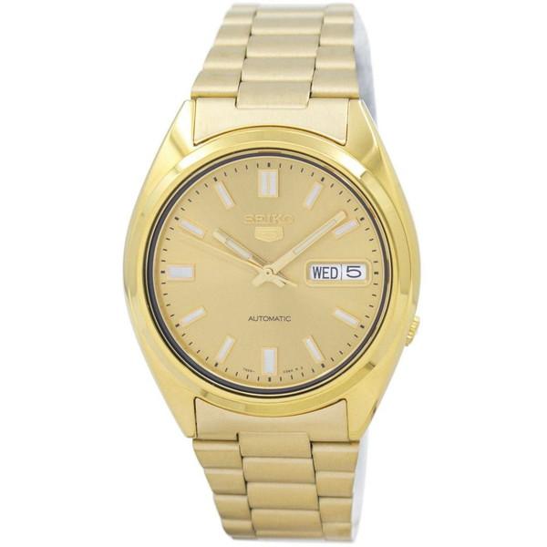 [セイコー]SEIKO 腕時計 5 AUTOMATIC オートマチック SNXS80K1 メンズ [並行輸入]