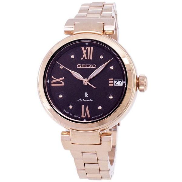 [セイコー]SEIKO 腕時計 LUKIA AUTOMATIC ルキア オートマチック SRP846J1 レディース [並行輸入]