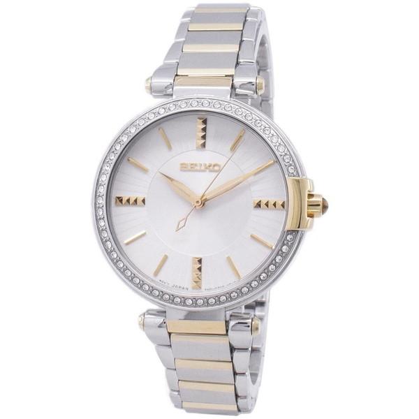 [セイコー]SEIKO 腕時計 QUARTZ クオーツ SRZ516P1 レディース [並行輸入]