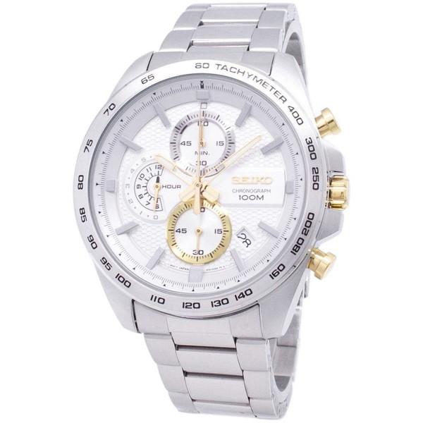 [セイコー]SEIKO 腕時計 NEO SPORTS CHRONOGRAPH クオーツ クロノグラフ SSB285P1 メンズ [並行輸入]