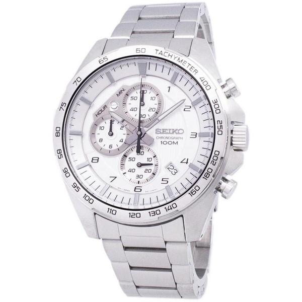 [セイコー]SEIKO 腕時計 QUARTZ CHRONOGRAPH クオーツ クロノグラフ SSB317P1 メンズ [並行輸入]