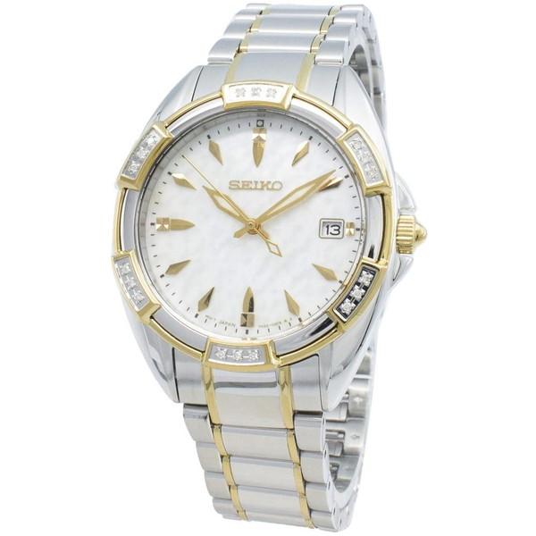 [セイコー]SEIKO 腕時計 QUARTZ クオーツ SKK880P1 レディース [並行輸入]