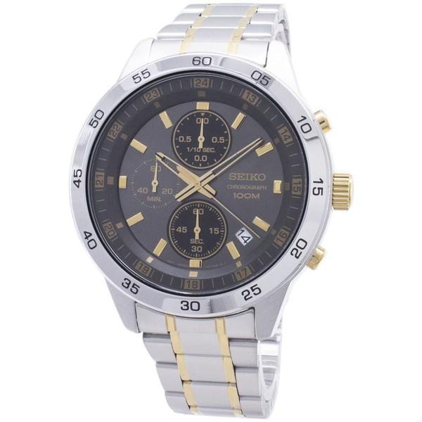 [セイコー]SEIKO 腕時計 QUARTZ CHRONOGRAPH クオーツ クロノグラフ SKS645P1 メンズ [並行輸入]
