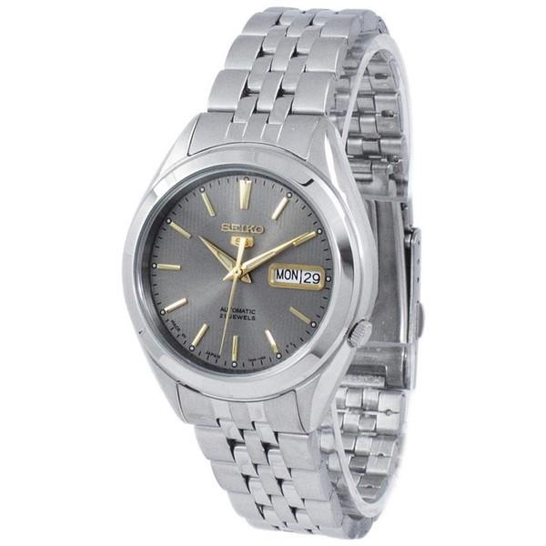 [セイコー]SEIKO 腕時計 5 AUTOMATIC オートマチック SNKL19J1 メンズ [並行輸入]