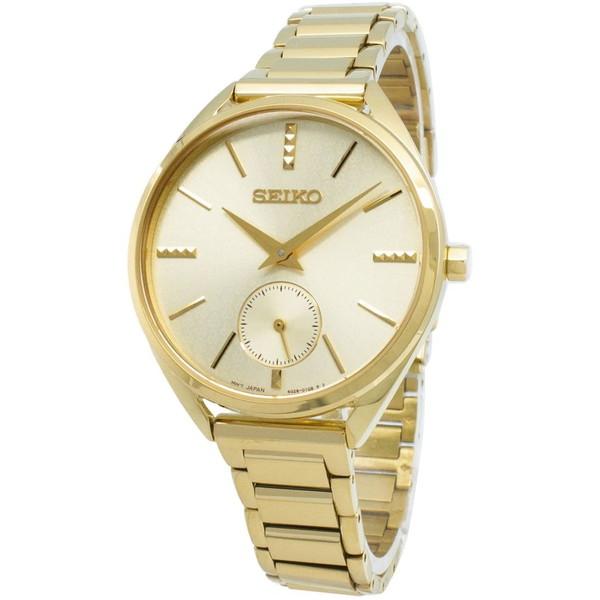 [セイコー]SEIKO 腕時計 QUARTZ SPECIAL EDITION クオーツ スペシャル エディション SRKZ50P1 レディース [並行輸入]