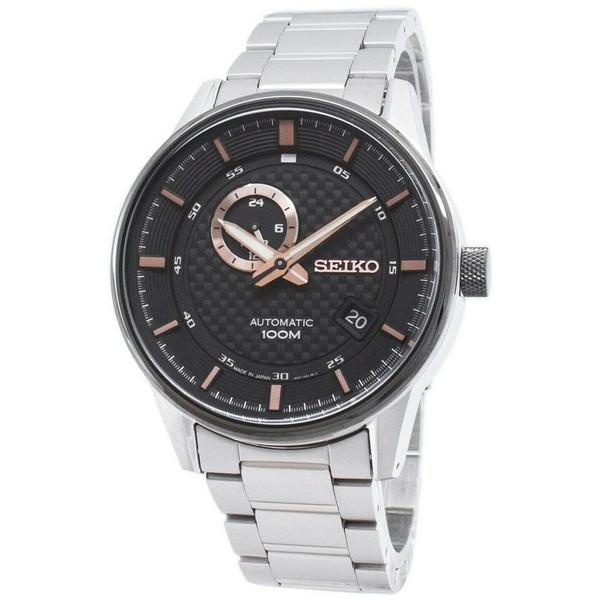 [セイコー]SEIKO 腕時計 AUTOMATIC オートマチック SSA389J1 メンズ [並行輸入]