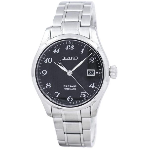 [セイコー]SEIKO 腕時計 PRESAGE AUTOMATIC プレザージュ オートマチック SPB065J1 メンズ [並行輸入]