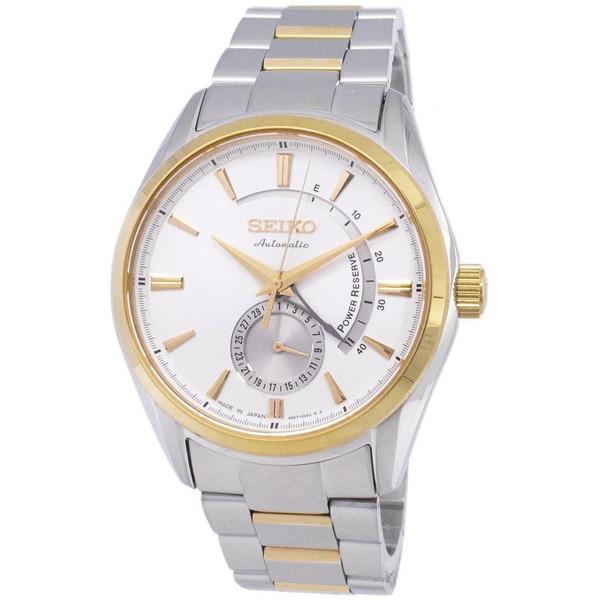 [セイコー]SEIKO 腕時計 PRESAGE AUTOMATIC プレザージュ オートマチック SSA306J1 メンズ [並行輸入]