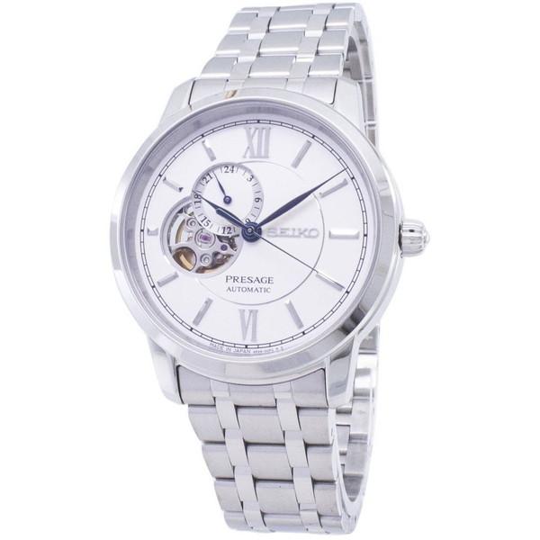 [セイコー]SEIKO 腕時計 PRESAGE AUTOMATIC プレザージュ オートマチック SSA365J1 メンズ [並行輸入]