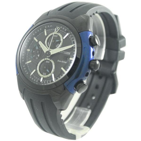 [シチズン]CITIZEN 腕時計 ECO-DRIVE CHRONOGRAPH エコドライブ クロノグラフ CA0288-02E メンズ [並行輸入]