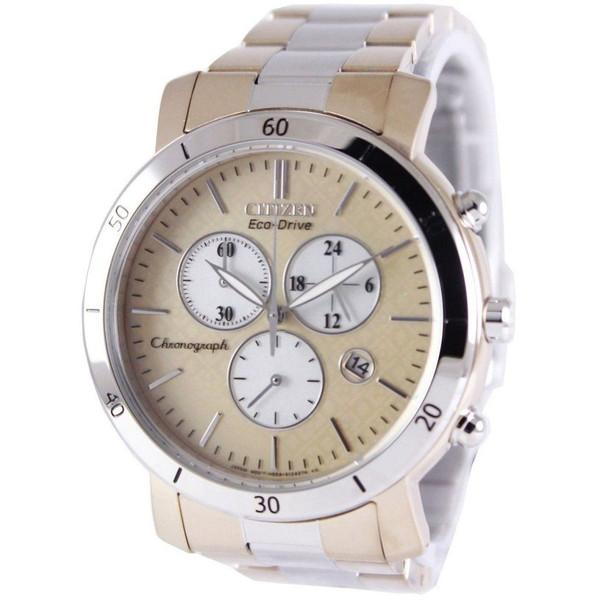 [シチズン]CITIZEN 腕時計 ECO-DRIVE CHRONOGRAPH エコドライブ クロノグラフ FB1346-55Q レディース [並行輸入]