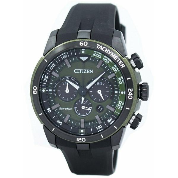 [シチズン]CITIZEN 腕時計 ECO-DRIVE CHRONOGRAPH エコドライブ クロノグラフ CA4156-01W メンズ [並行輸入]