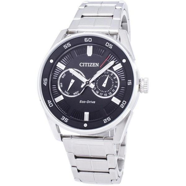 [シチズン]CITIZEN 腕時計 ECO-DRIVE STYLE エコドライブ BU4027-88E メンズ [並行輸入]