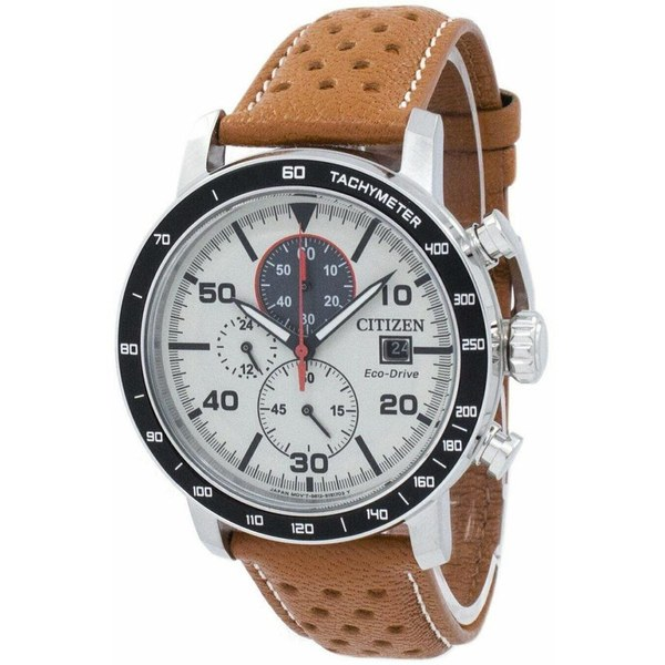 [シチズン]CITIZEN 腕時計 ECO-DRIVE CHRONOGRAPH エコドライブ クロノグラフ CA0641-16X メンズ [並行輸入]