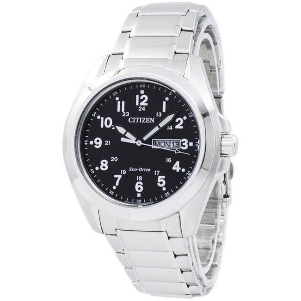 [シチズン]CITIZEN 腕時計 ECO-DRIVE エコドライブ AW0050-58E メンズ [並行輸入]