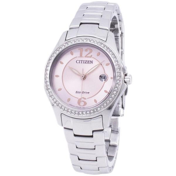 [シチズン]CITIZEN 腕時計 ECO-DRIVE エコドライブ FE1140-86X レディース [並行輸入]