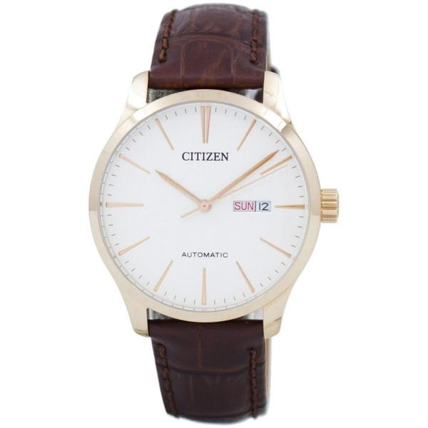 [シチズン]CITIZEN 腕時計 AUTOMATIC オートマチック NH8353-18A メンズ [並行輸入]