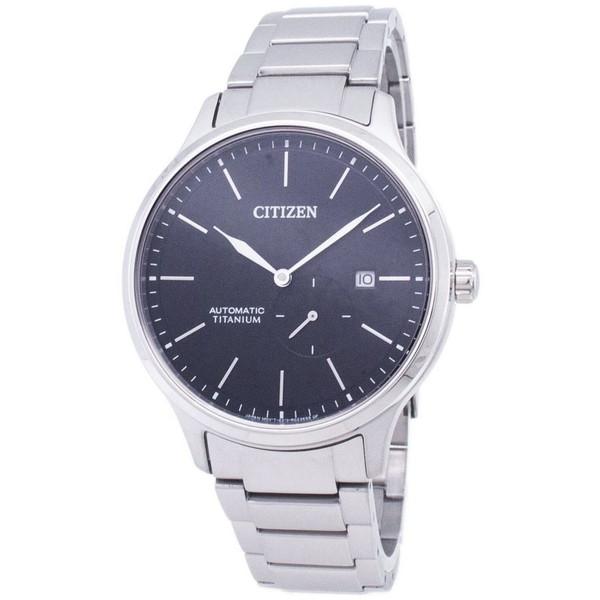 [シチズン]CITIZEN 腕時計 AUTOMATIC SUPER TITANIUM オートマチック スーパー チタン NJ0090-81E メンズ [並行輸入]