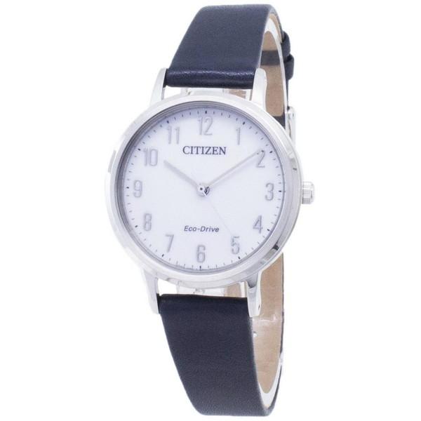 [シチズン]CITIZEN 腕時計 ECO-DRIVE エコドライブ EM0571-16A レディース [並行輸入]
