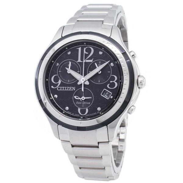 [シチズン]CITIZEN 腕時計 ECO-DRIVE CHRONOGRAPH エコドライブ クロノグラフ FB1377-51E レディース [並行輸入]