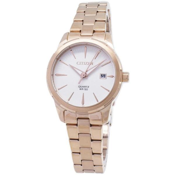 [シチズン]CITIZEN 腕時計 QUARTZ クオーツ EU6073-53A レディース [並行輸入]