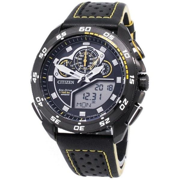 [シチズン]CITIZEN 腕時計 PROMASTER ECO-DRIVE CHRONOGRAPH プロマスター エコドライブ クロノグラフ JW0127-04E メンズ [並行輸入]