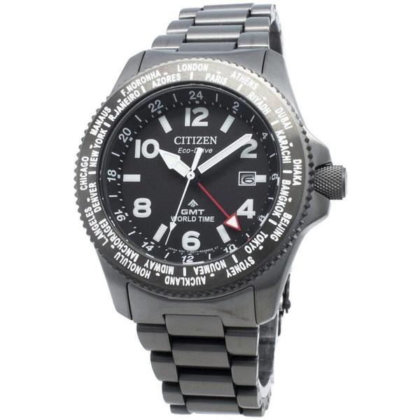 ギフ_包装 海外モデル あらゆるフィールドで活躍するために誕生したスポーツウオッチ 1年保証 シチズン CITIZEN 腕時計 PROMASTER 至高 BJ7107-83E 並行輸入 ECO-DRIVE メンズ プロマスター エコドライブ