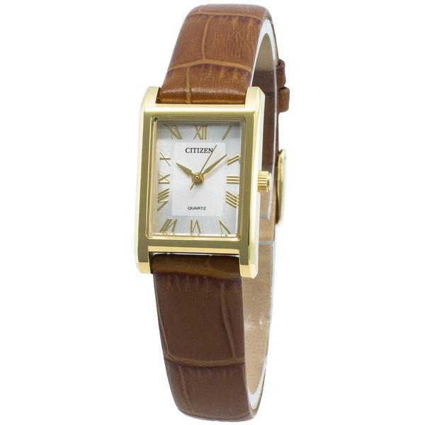 [シチズン]CITIZEN 腕時計 QUARTZ クオーツ EJ6122-08A レディース [並行輸入]