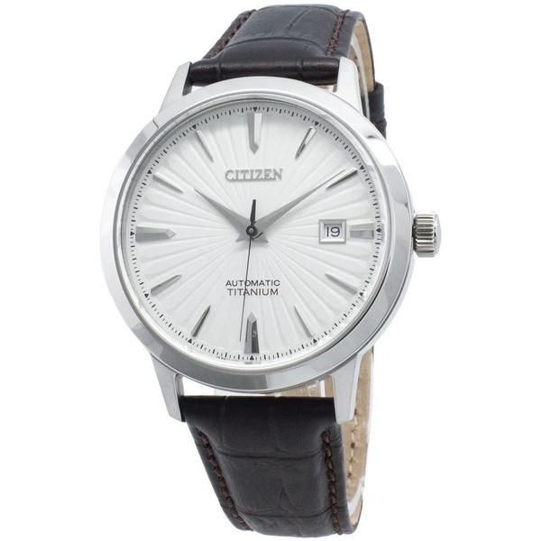 最も完璧な 【1年保証】[シチズン]CITIZEN 腕時計 AUTOMATIC [並行輸入] TITANIUM メンズ オートマチック チタン NJ2180-11A メンズ AUTOMATIC [並行輸入], DENIS STORE:4b960281 --- coursedive.com