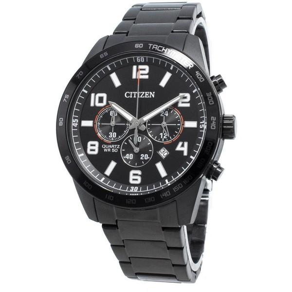 [シチズン]CITIZEN 腕時計 QUARTZ CHRONOGRAPH クオーツ クロノグラフ AN8165-59E メンズ [並行輸入]