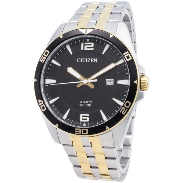 [シチズン]CITIZEN 腕時計 QUARTZ クオーツ BI5059-50E メンズ [並行輸入]