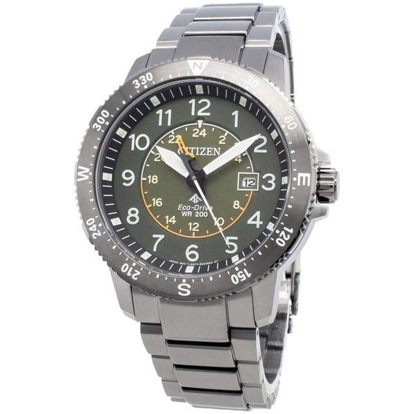 [シチズン]CITIZEN 腕時計 PROMASTER ECO-DRIVE プロマスター エコドライブ BJ7095-56X メンズ [並行輸入]