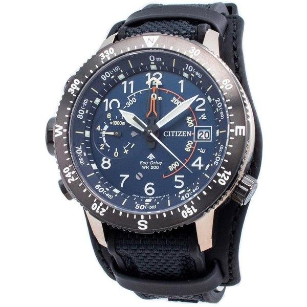 [シチズン]CITIZEN 腕時計 PROMASTER ECO-DRIVE プロマスター エコドライブ 世界限定モデル BN4055-19L メンズ [並行輸入]