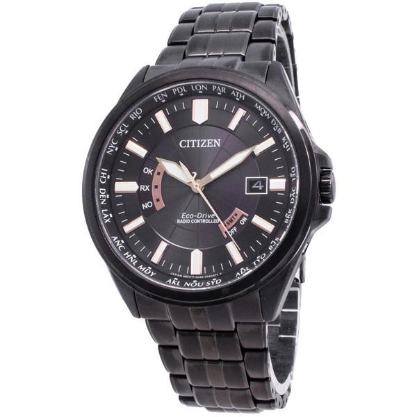 [シチズン]CITIZEN 腕時計 ECO-DRIVE RADIO CONTROLLED エコドライブ 電波時計 CB0185-84E メンズ [並行輸入]