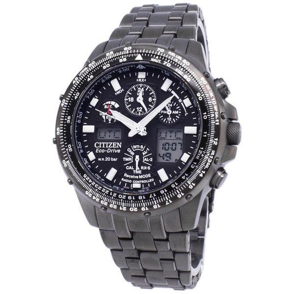 世界有名な 【1年保証】[シチズン]CITIZEN 腕時計 PROMASTER クロノグラフ メンズ ECO-DRIVE プロマスター プロマスター エコドライブ 電波時計 クロノグラフ JY0039-58E メンズ [並行輸入], Toledo:5fd23207 --- arg-serv.ru
