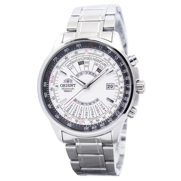 [オリエント]ORIENT 腕時計 MANY YEARS CALENDAR 万年カレンダー FEU07005WX メンズ [並行輸入]