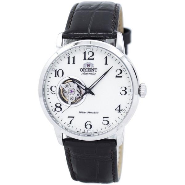 [オリエント]ORIENT 腕時計 CLASSIC OPEN HEART AUTOMATIC オートマチック オープンハート RA-AG0010S10B メンズ [並行輸入]