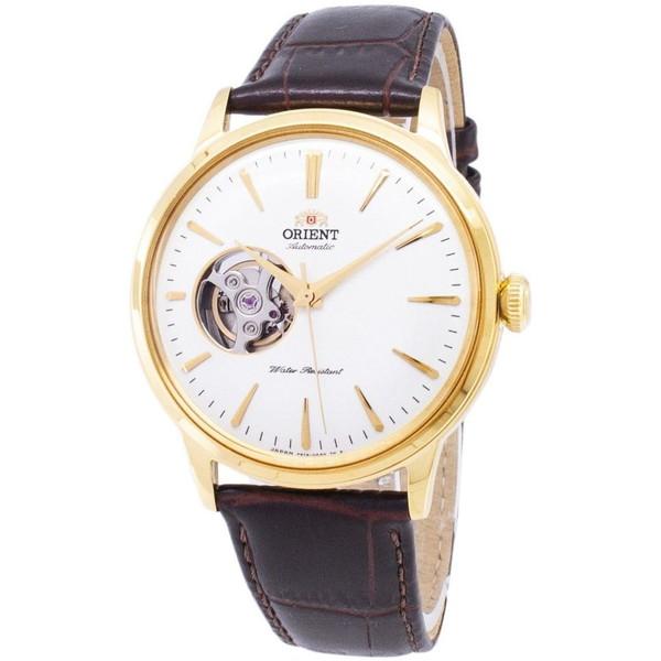 [オリエント]ORIENT 腕時計 CLASSIC AUTOMATIC クラシック オートマチック オープンハート RA-AG0003S00C メンズ [並行輸入]
