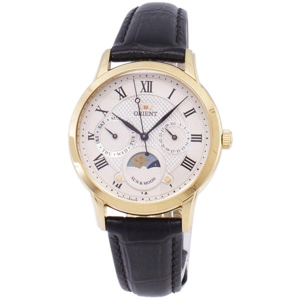[オリエント]ORIENT 腕時計 SUN & MOON QUARTZ クオーツ サン&ムーン RA-KA0003S10B レディース [並行輸入]