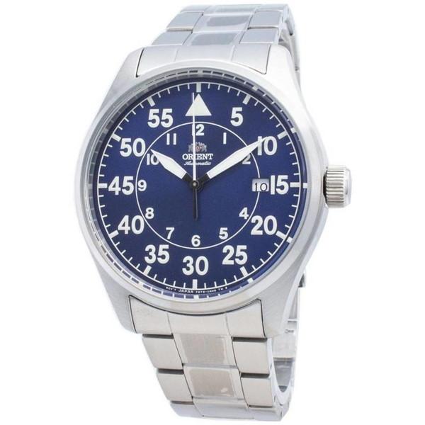 超人気新品 【1年保証】[オリエント]ORIENT 腕時計 AUTOMATIC オートマチック RA-AC0H01L10B メンズ [並行輸入], 神戸たんぽぽ薬房 95a92585