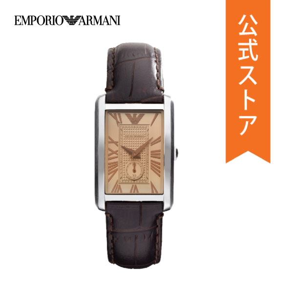 【30%OFF】エンポリオ アルマーニ 腕時計 レディース メンズ EMPORIO ARMANI 時計 AR1637 MARCO 公式 2年 保証