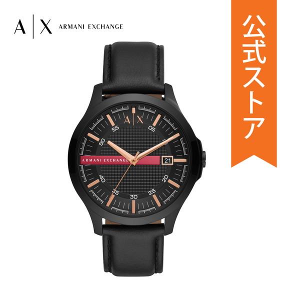 【7/26まで!ポイント10倍!】2019 冬の新作 アルマーニ エクスチェンジ 腕時計 メンズ ARMANI EXCHANGE 時計 AX2410 HAMPTON 公式 2年 保証