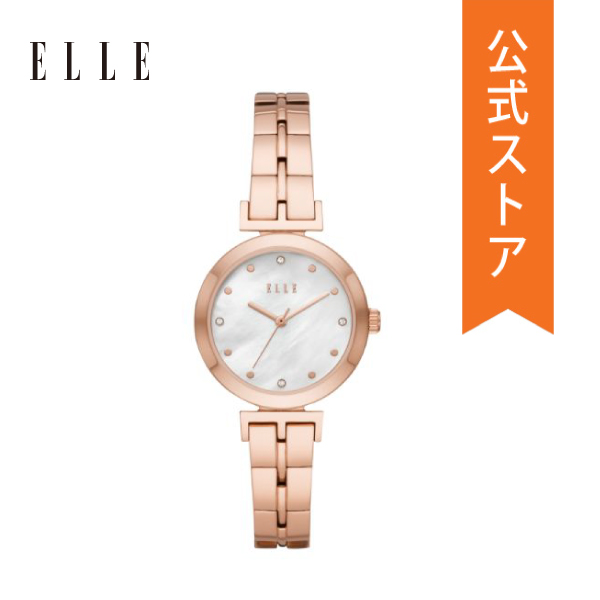 【20%OFFクーポン配布中】エル 腕時計 レディース ELLE 時計 ELL21008 ODEON 公式 2年 保証