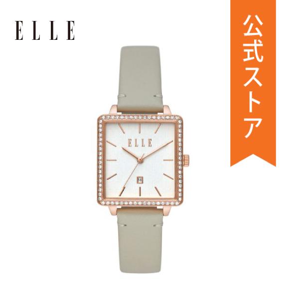 【10%OFF+クーポンご利用でさらに20%OFF!】エル 腕時計 レディース ELLE 時計 ELL21022 ILE DE LA CITE 公式 2年 保証
