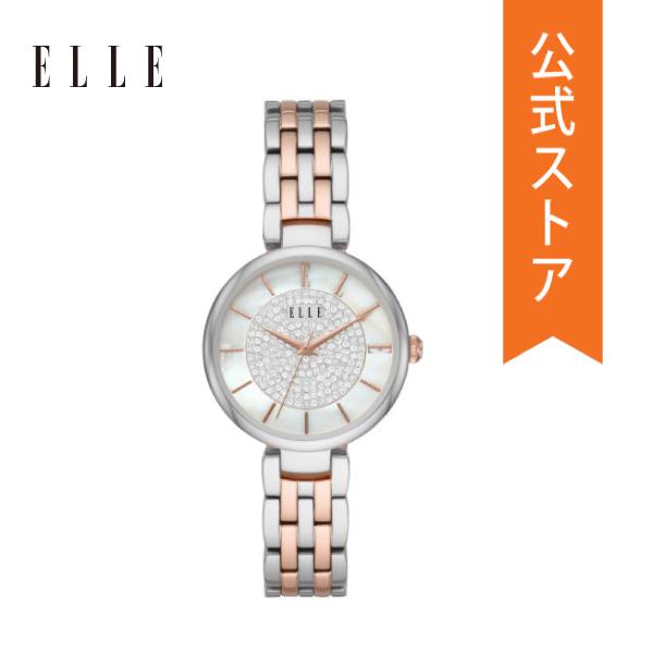 【20%OFFクーポン配布中】エル 腕時計 レディース ELLE 時計 ELL25011 TUILERIES 公式 2年 保証