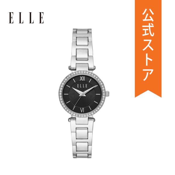 【20%OFFクーポン】エル 腕時計 レディース ELLE 時計 ELL25016 MUETTE 公式 2年 保証